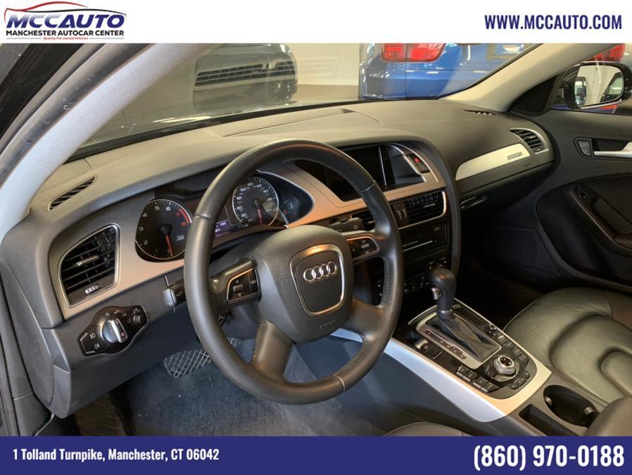 Used Audi A4 4dr Sdn Auto quattro 2.0T Premium  Plus 2011   Manchester Autocar Center. Manchester, Connecticut