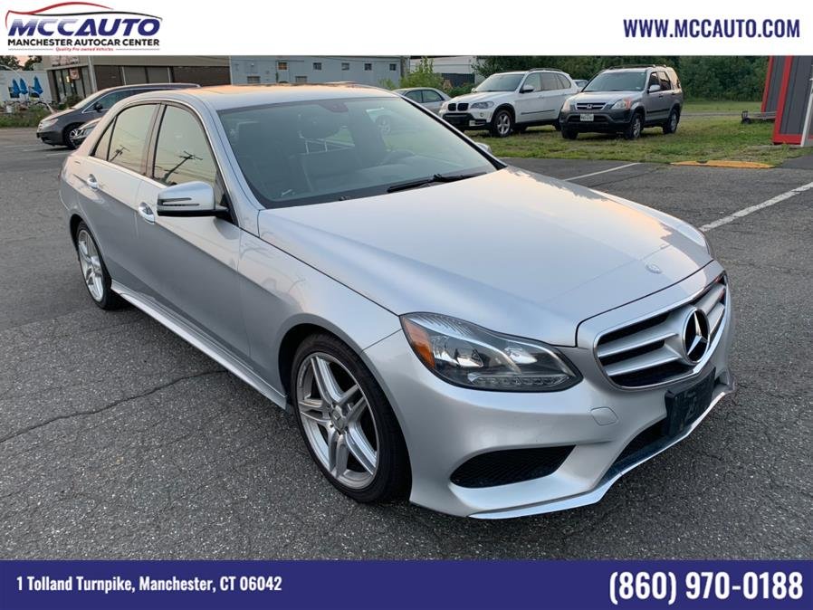 Used 2014 Mercedes-Benz E-Class in Manchester, Connecticut   Manchester Autocar Center. Manchester, Connecticut