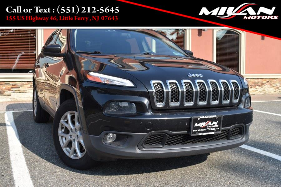 Used Jeep Cherokee 4WD 4dr Latitude 2015 | Milan Motors. Little Ferry , New Jersey