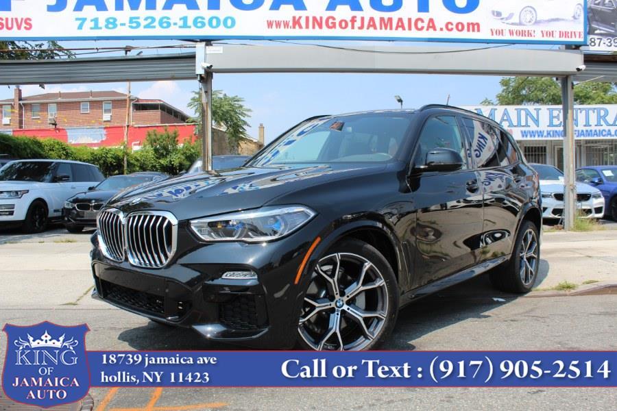 Used BMW X5 xDrive40i Sports Activity Vehicle 2021   King of Jamaica Auto Inc. Hollis, New York