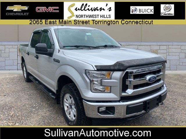 Used Ford F-150 XLT 2017   Sullivan Automotive Group. Avon, Connecticut