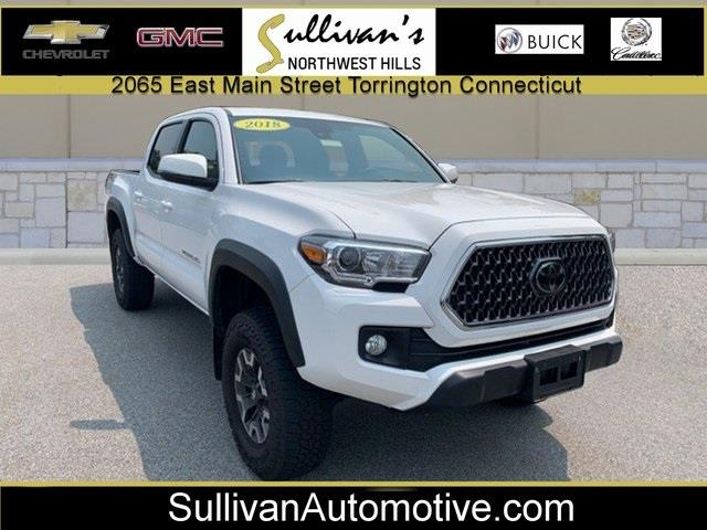 Used Toyota Tacoma TRD Offroad 2018   Sullivan Automotive Group. Avon, Connecticut