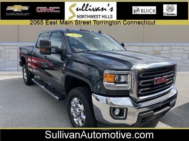 Used 2019 GMC Sierra 2500hd in Avon, Connecticut | Sullivan Automotive Group. Avon, Connecticut