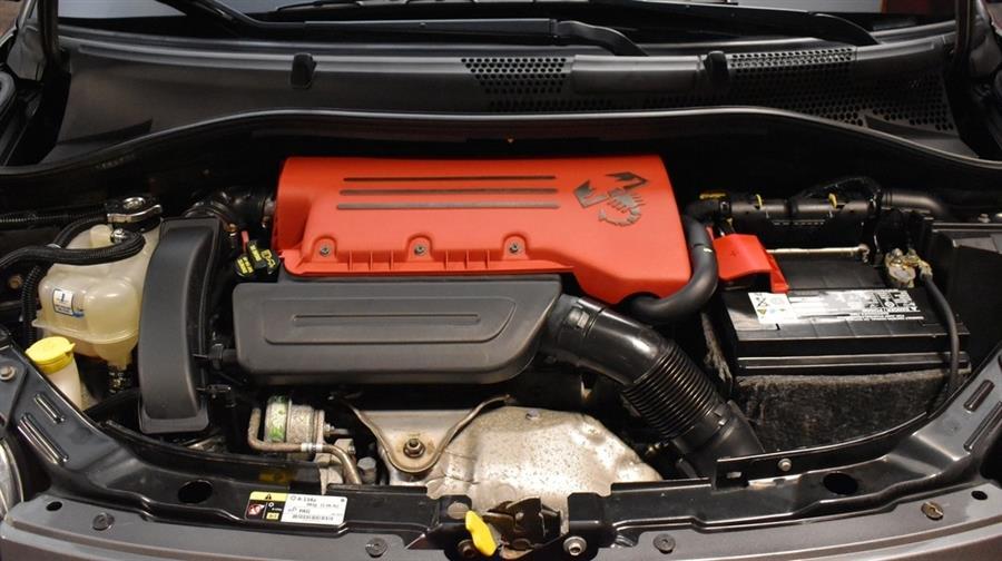 Used Fiat 500c Abarth 2013 | Select Motor Cars. Deer Park, New York