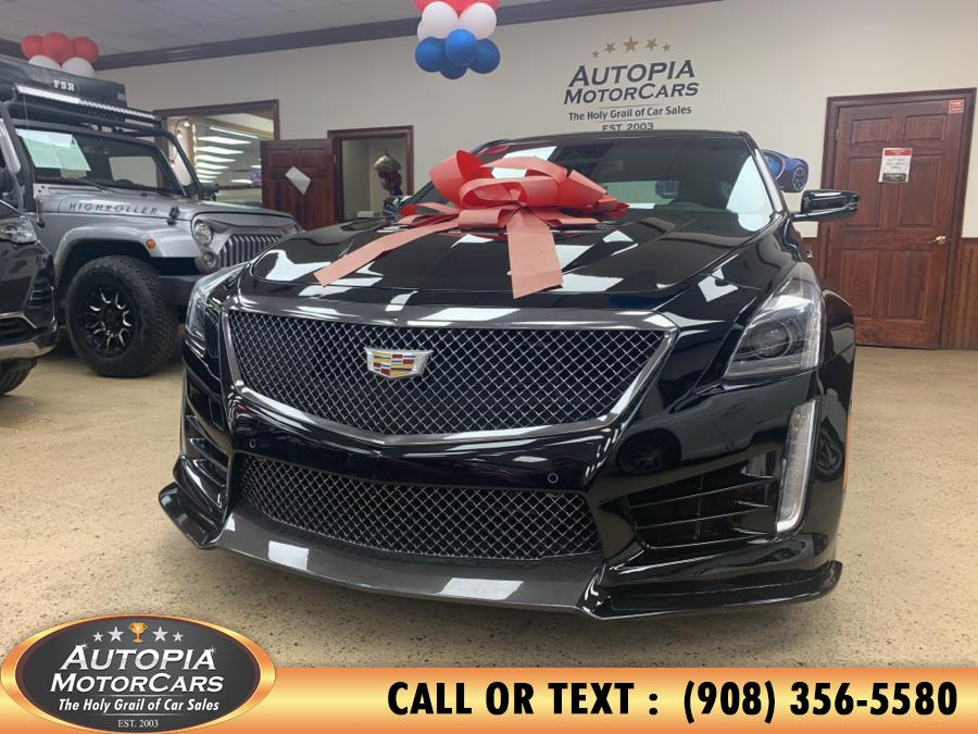 Used Cadillac CTS-V Sedan 4dr Sdn 2019 | Autopia Motorcars Inc. Union, New Jersey