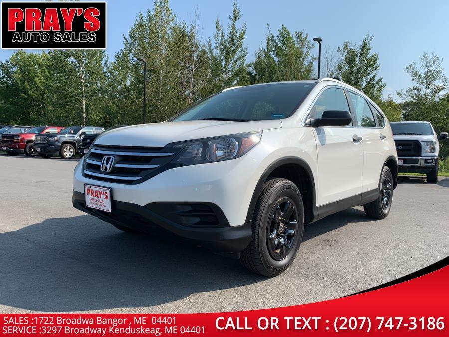Used Honda CR-V AWD 5dr LX 2014 | Pray's Auto Sales . Bangor , Maine