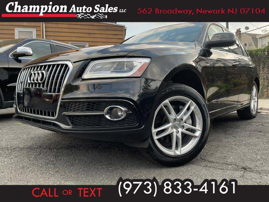 Used 2015 Audi Q5 in Newark, New Jersey | Champion Auto Sales. Newark, New Jersey