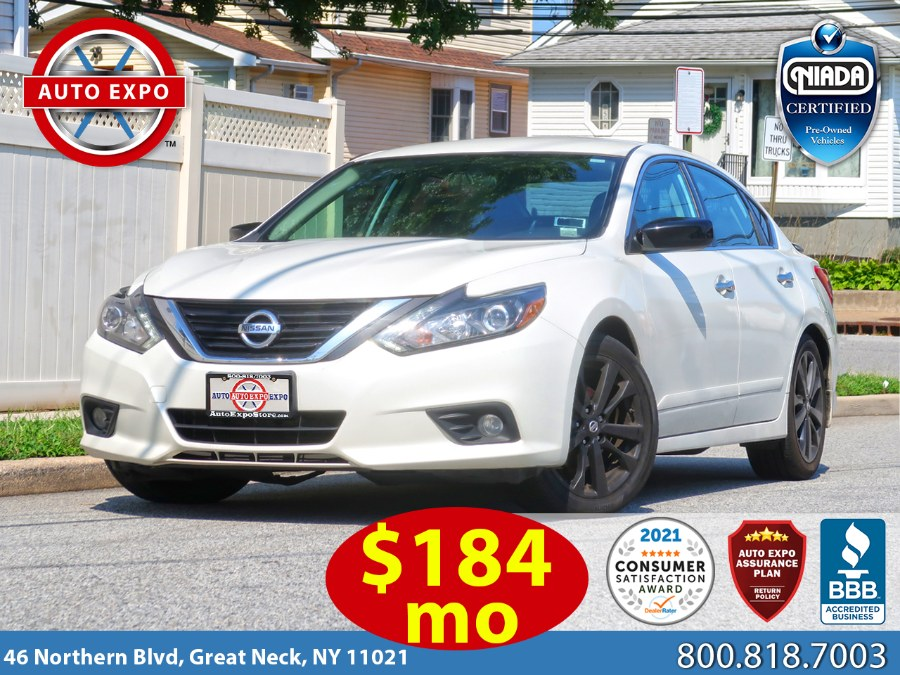 Used 2017 Nissan Altima in Great Neck, New York | Auto Expo Ent Inc.. Great Neck, New York