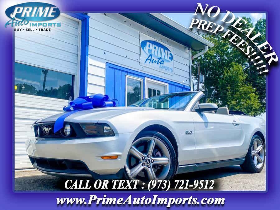 Used 2011 Ford Mustang in Bloomingdale, New Jersey | Prime Auto Imports. Bloomingdale, New Jersey