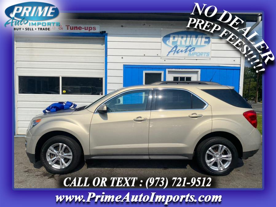Used Chevrolet Equinox AWD 4dr LT w/2LT 2012 | Prime Auto Imports. Bloomingdale, New Jersey