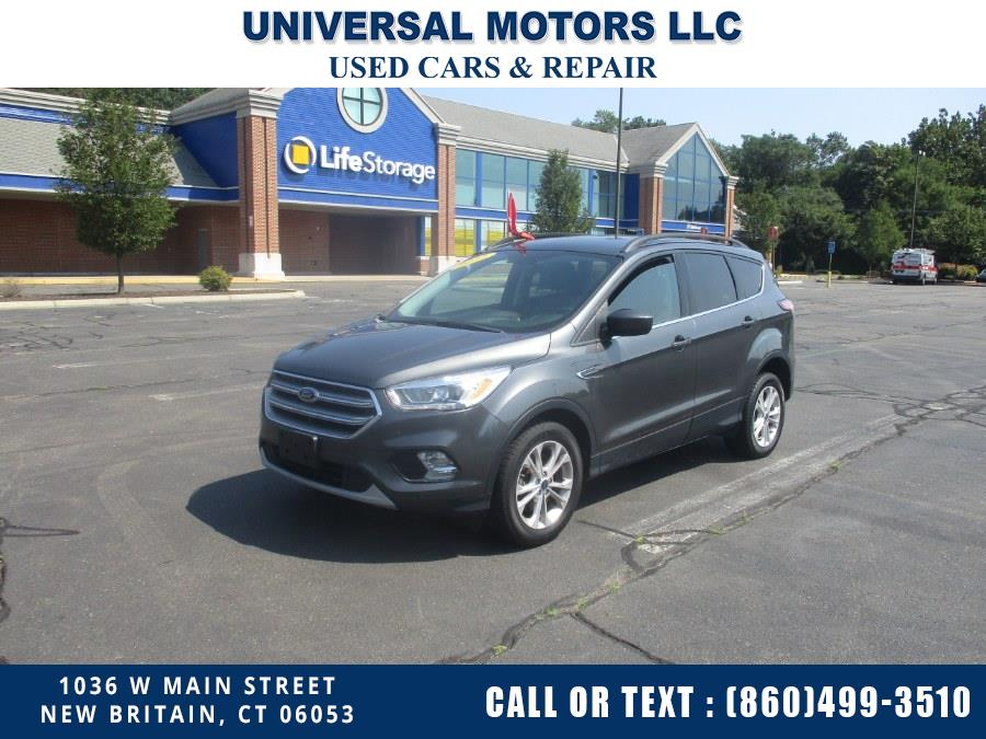 Used 2017 Ford Escape in New Britain, Connecticut | Universal Motors LLC. New Britain, Connecticut