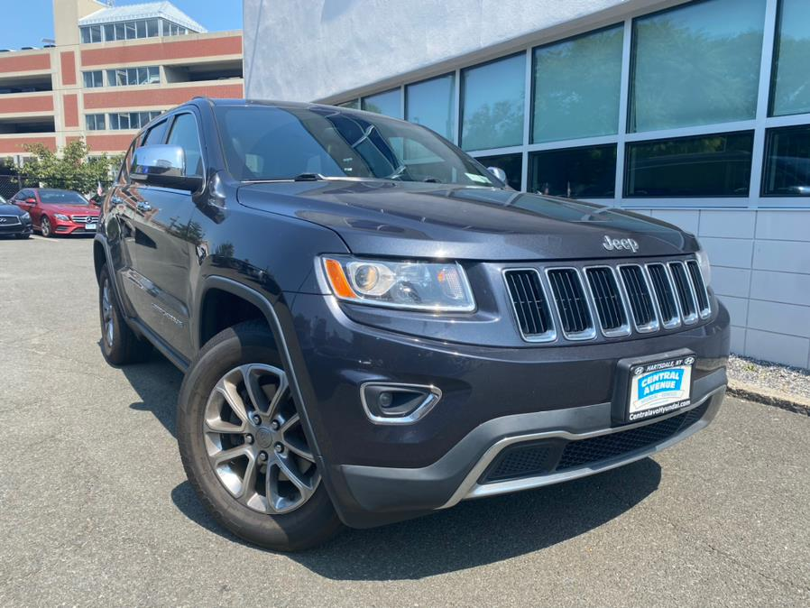 Used Jeep Grand Cherokee 4WD 4dr Limited 2015   Apex Westchester Used Vehicles. White Plains, New York