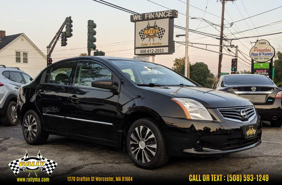 Used 2010 Nissan Sentra in Worcester, Massachusetts | Rally Motor Sports. Worcester, Massachusetts