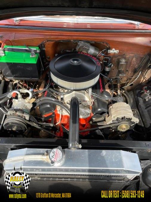 Used Chevrolet Belair - 1956 | Rally Motor Sports. Worcester, Massachusetts