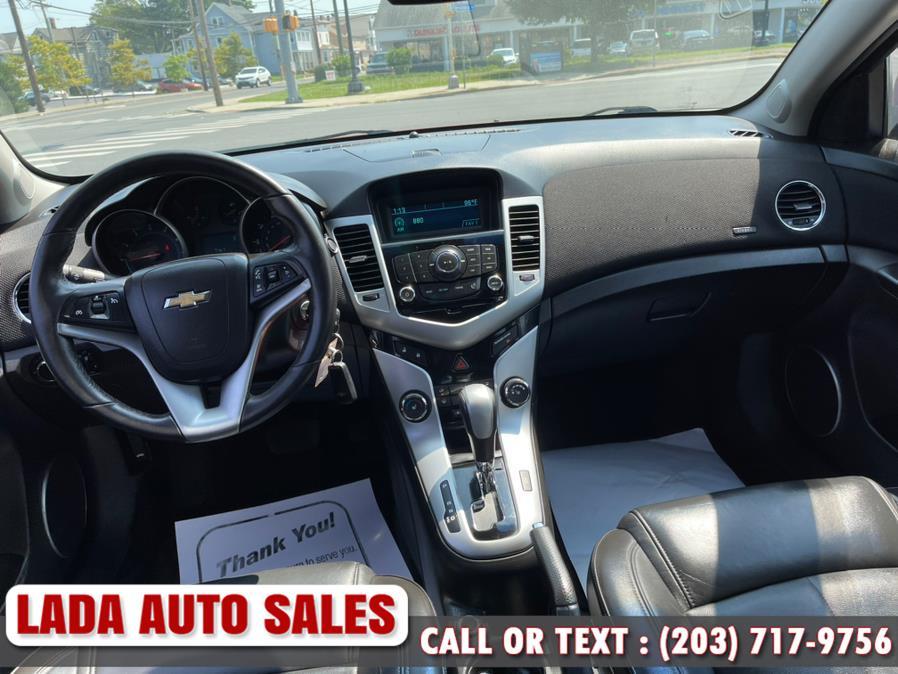 Used Chevrolet Cruze 4dr Sdn LT w/2LT 2011   Lada Auto Sales. Bridgeport, Connecticut