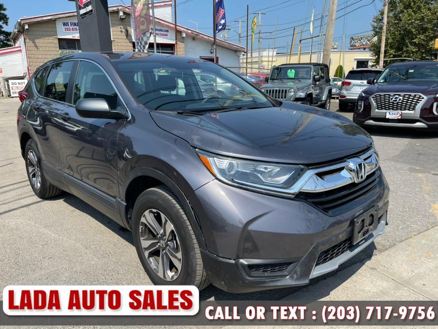 Used 2018 Honda CR-V in Bridgeport, Connecticut | Lada Auto Sales. Bridgeport, Connecticut