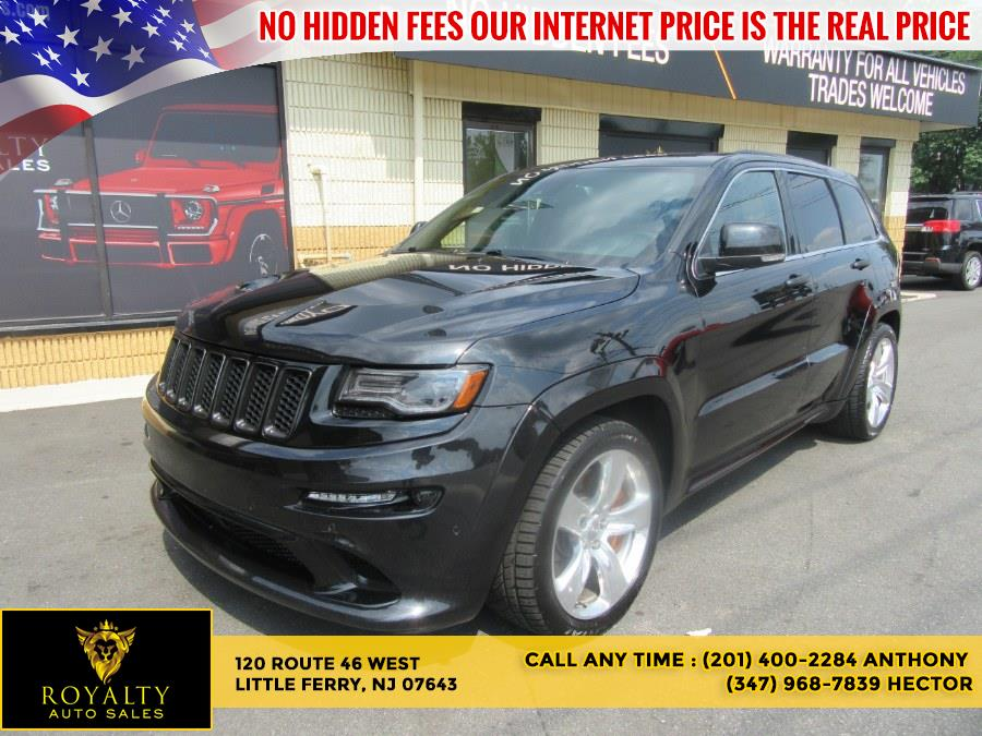 Used Jeep Grand Cherokee 4WD 4dr SRT8 2014   Royalty Auto Sales. Little Ferry, New Jersey