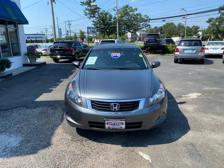 Used Honda Accord Sdn 4dr I4 Auto EX-L 2010 | Rite Cars, Inc. Lindenhurst, New York