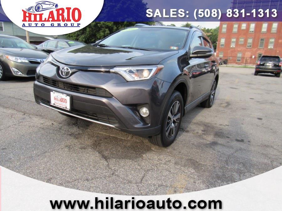 Used Toyota RAV4 XLE 2016   Hilario's Auto Sales Inc.. Worcester, Massachusetts