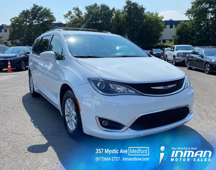 Used Chrysler Pacifica Touring L FWD 2020 | Inman Motors Sales. Medford, Massachusetts