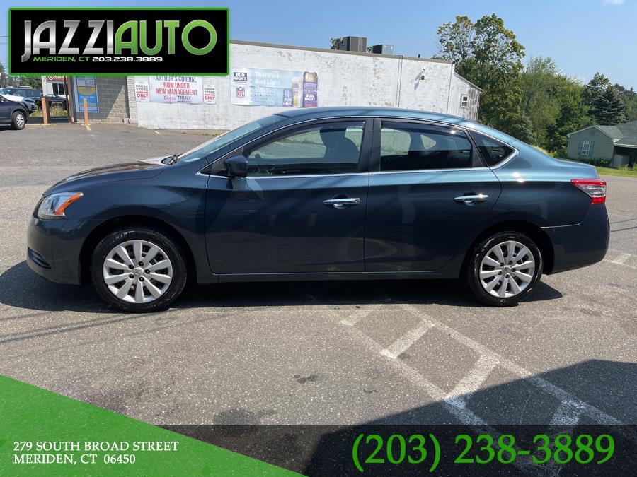 Used 2014 Nissan Sentra in Meriden, Connecticut | Jazzi Auto Sales LLC. Meriden, Connecticut