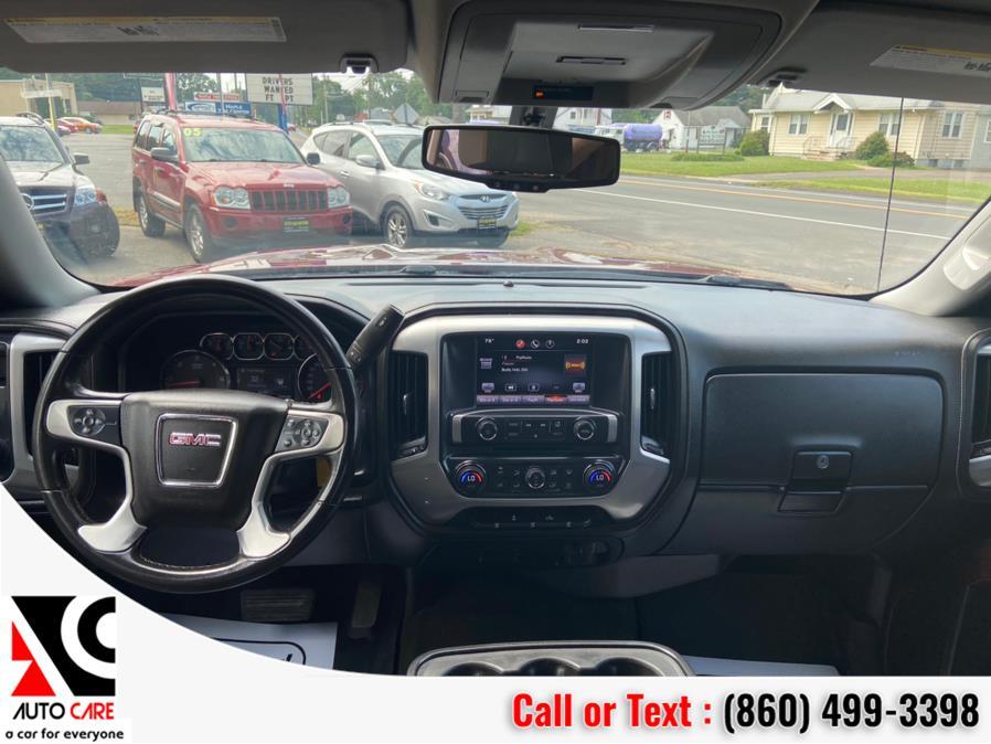 "Used GMC Sierra 1500 4WD Double Cab 143.5"" SLE 2015   Auto Care Motors. Vernon , Connecticut"