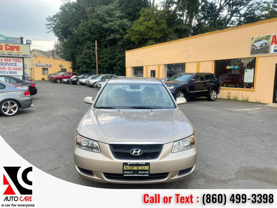 Used Hyundai Sonata 4dr Sdn Auto GLS *Ltd Avail* 2007   Auto Care Motors. Vernon , Connecticut