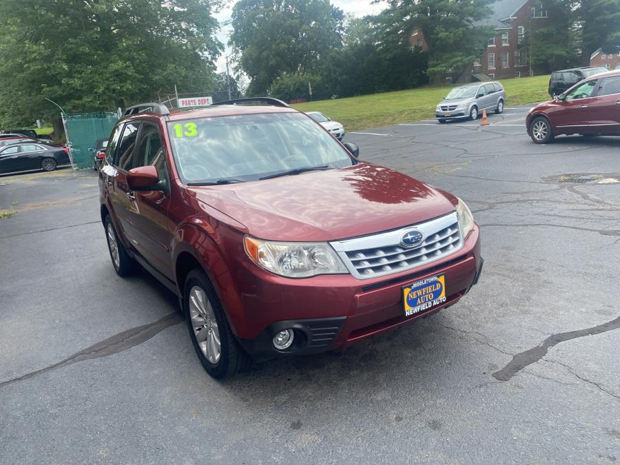 Used Subaru Forester 4dr Auto 2.5X Premium 2013 | Newfield Auto Sales. Middletown, Connecticut