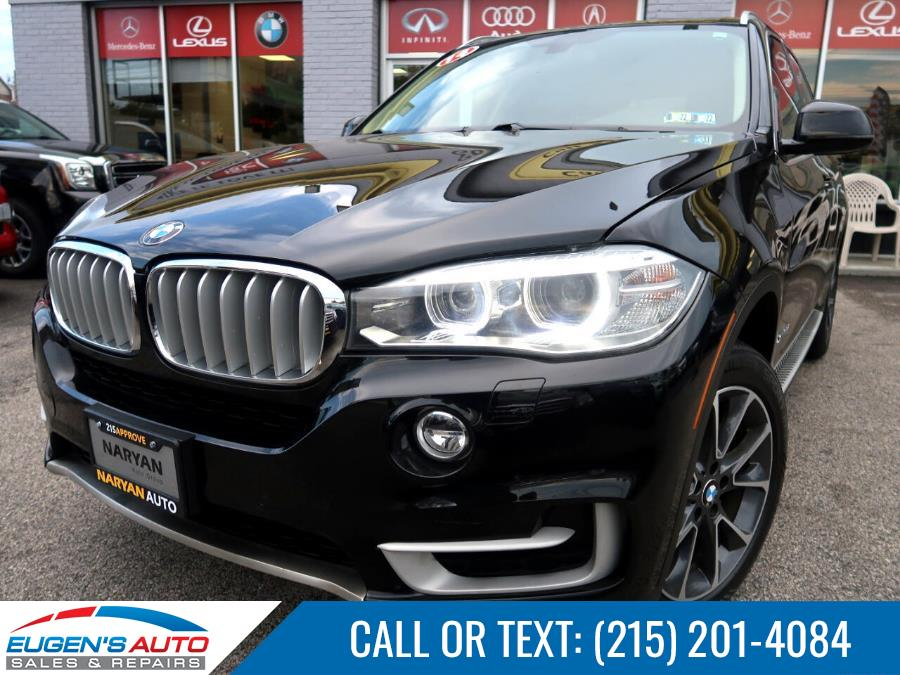 Used BMW X5 AWD 4dr xDrive35i 2014 | Eugen's Auto Sales & Repairs. Philadelphia, Pennsylvania