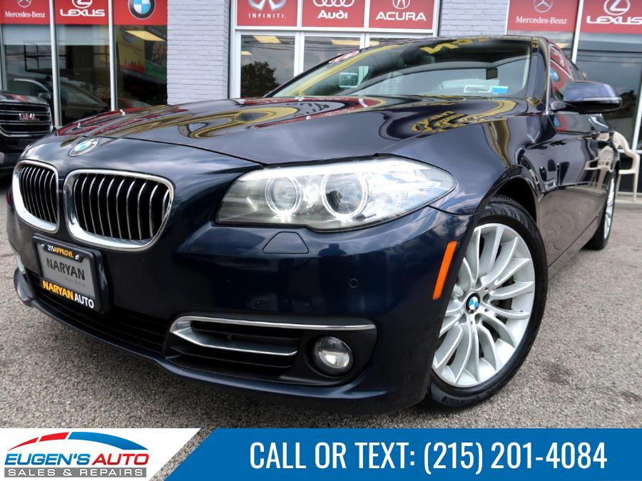 Used BMW 5 Series 4dr Sdn 528i xDrive AWD 2014   Eugen's Auto Sales & Repairs. Philadelphia, Pennsylvania