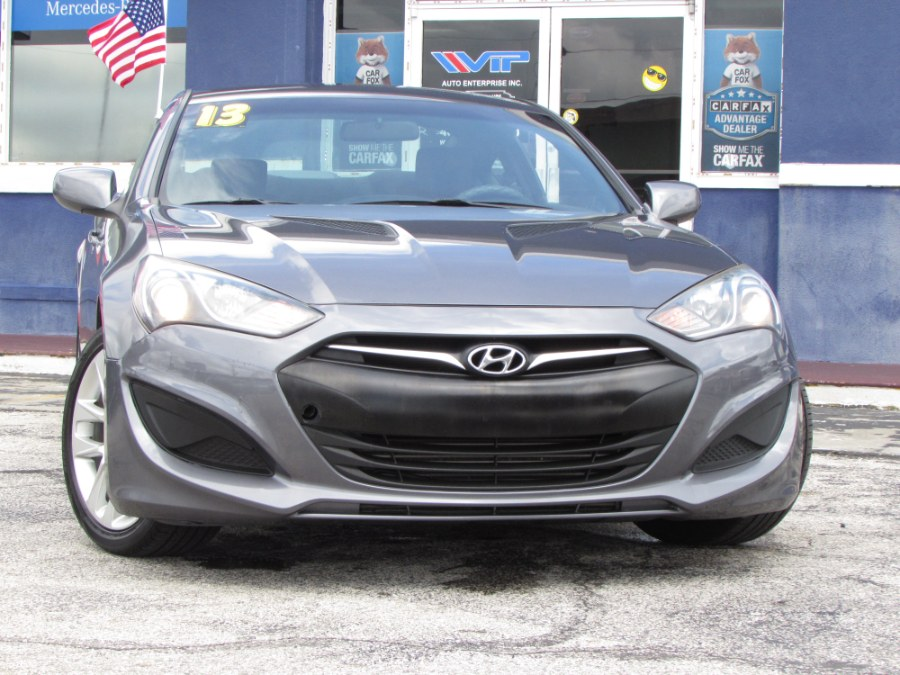 Used 2013 Hyundai Genesis Coupe in Orlando, Florida | VIP Auto Enterprise, Inc. Orlando, Florida