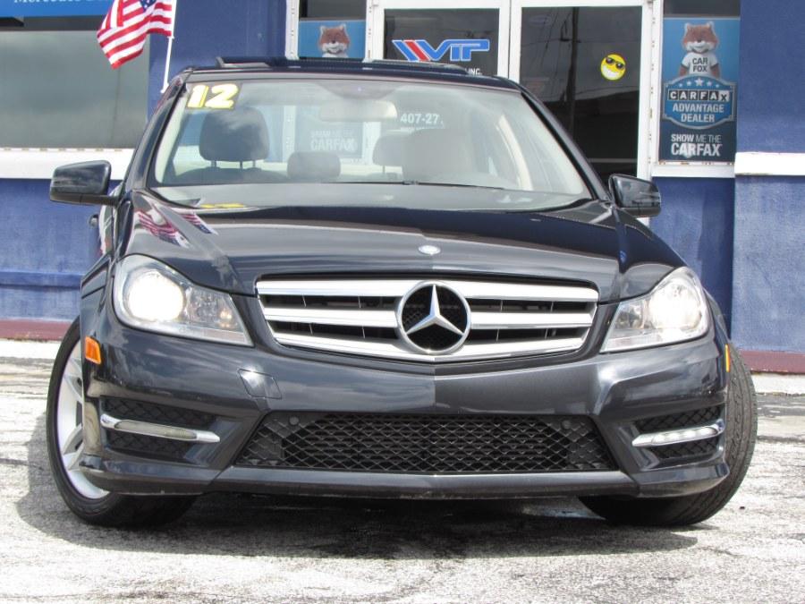 Used 2012 Mercedes-Benz C-Class in Orlando, Florida | VIP Auto Enterprise, Inc. Orlando, Florida