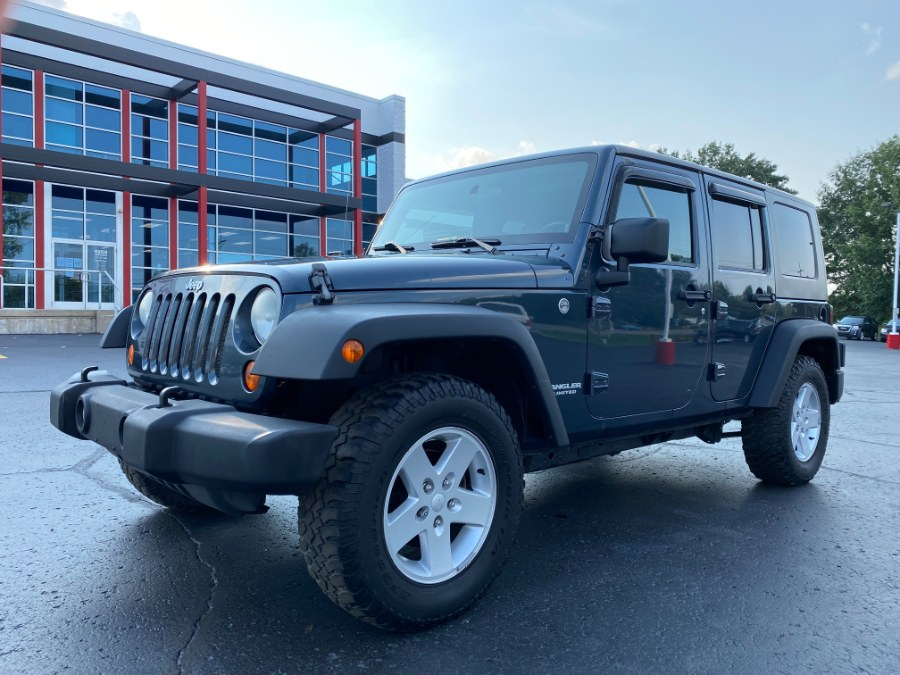 Used Jeep Wrangler 4WD 4dr Unlimited X 2007 | Marsh Auto Sales LLC. Ortonville, Michigan