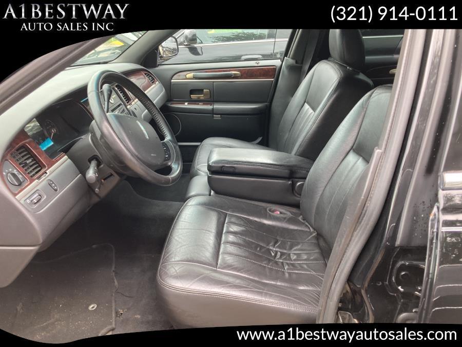 Used Lincoln LIMO Town Car 6dr Sdn Executive w/Limousine Pkg 2009   A1 Bestway Auto Sales Inc.. Melbourne , Florida
