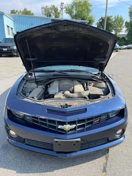Used Chevrolet Camaro 2dr Cpe 2SS 2011 | New Beginning Auto Service Inc . Ashland , Massachusetts