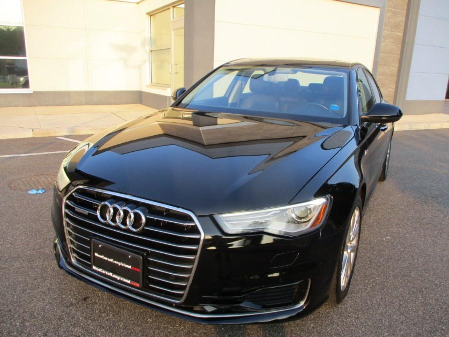 Used Audi A6 4dr Sdn quattro 3.0T Premium Plus 2016   South Shore Auto Brokers & Sales. Massapequa, New York