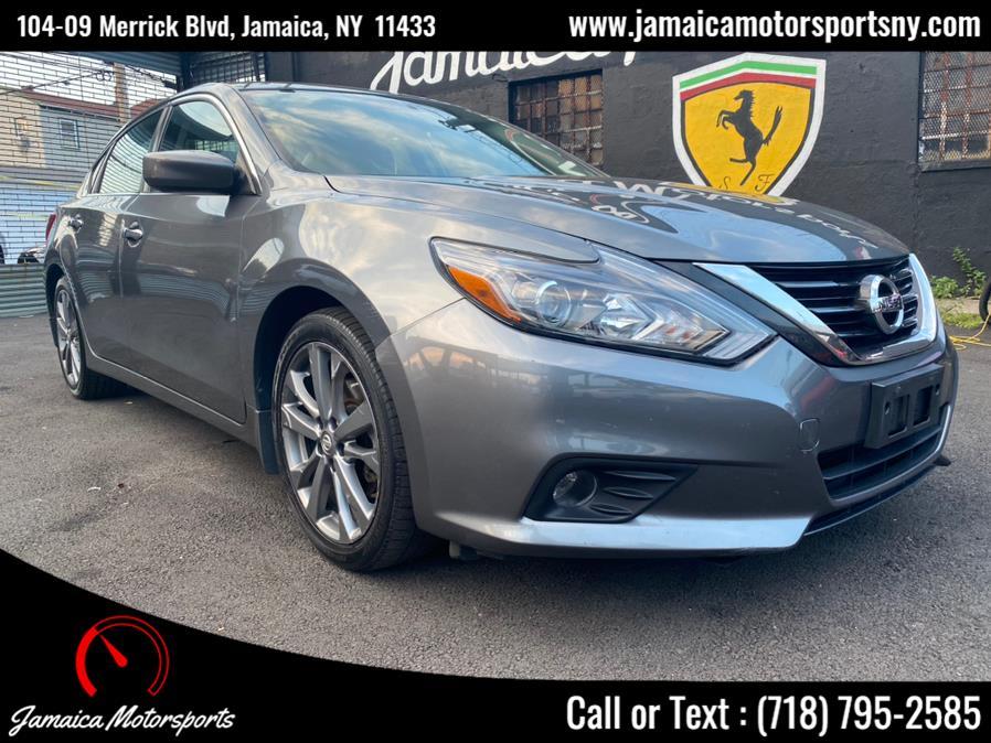 Used 2018 Nissan Altima in Jamaica, New York | Jamaica Motor Sports . Jamaica, New York