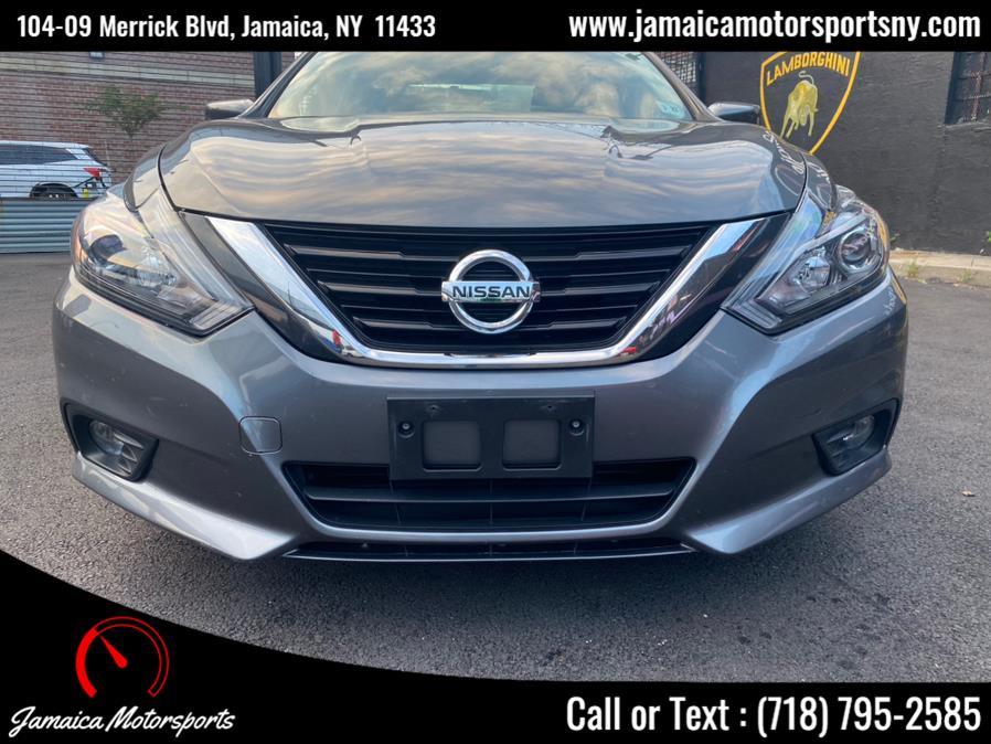 Used Nissan Altima 2.5 SR Sedan 2018 | Jamaica Motor Sports . Jamaica, New York