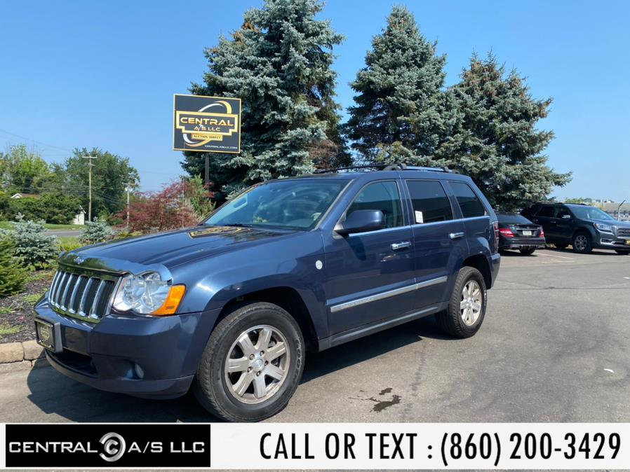 Used Jeep Grand Cherokee 4WD 4dr Limited 2010   Central A/S LLC. East Windsor, Connecticut