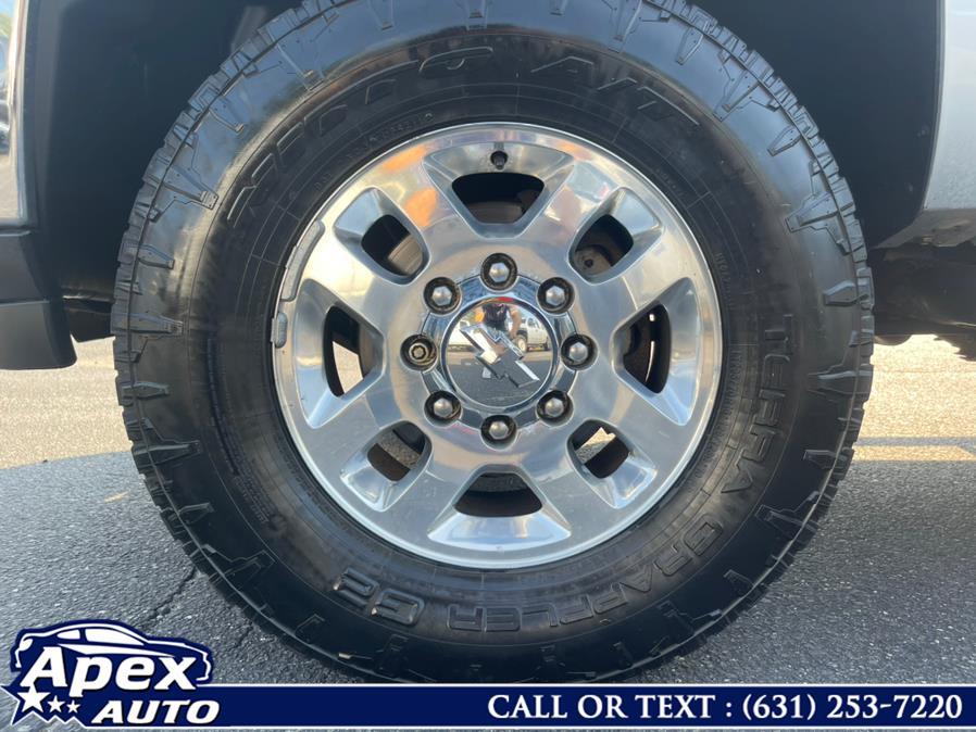"Used Chevrolet Silverado 2500HD 4WD Crew Cab 153.7"" LT 2013   Apex Auto. Selden, New York"