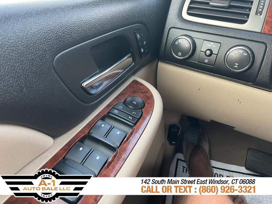 Used Chevrolet Tahoe 4WD 4dr 1500 LTZ 2008 | A1 Auto Sale LLC. East Windsor, Connecticut