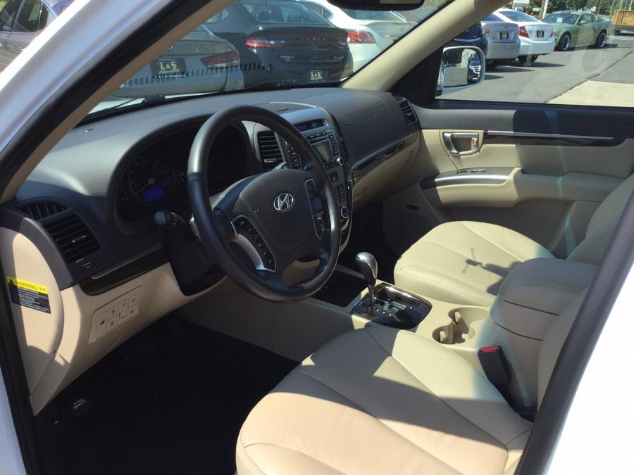 Used Hyundai Santa Fe AWD 4dr V6 Limited 2012 | L&S Automotive LLC. Plantsville, Connecticut