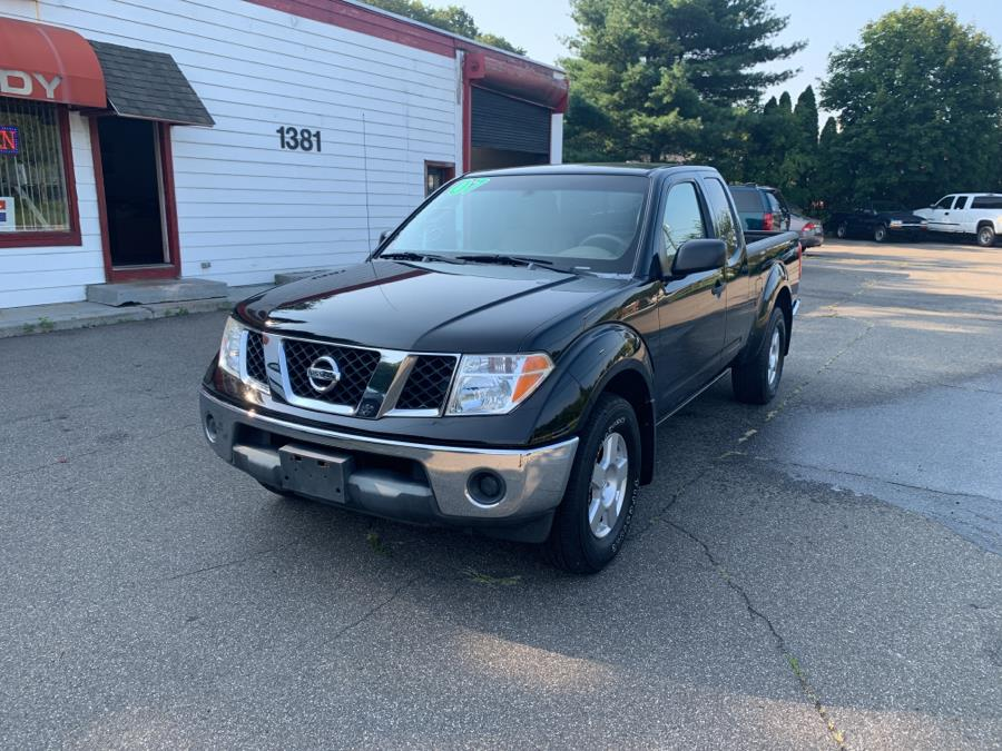 2007 Nissan Frontier 4WD King Cab Auto SE, available for sale in Berlin, CT