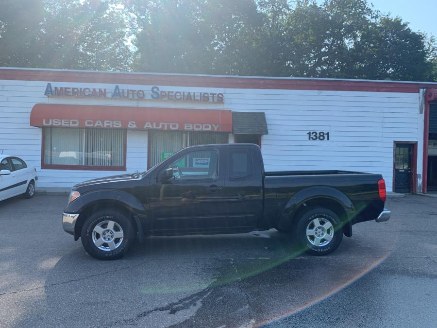 Used Nissan Frontier 4WD King Cab Auto SE 2007 | American Auto Specialists Inc.. Berlin, Connecticut