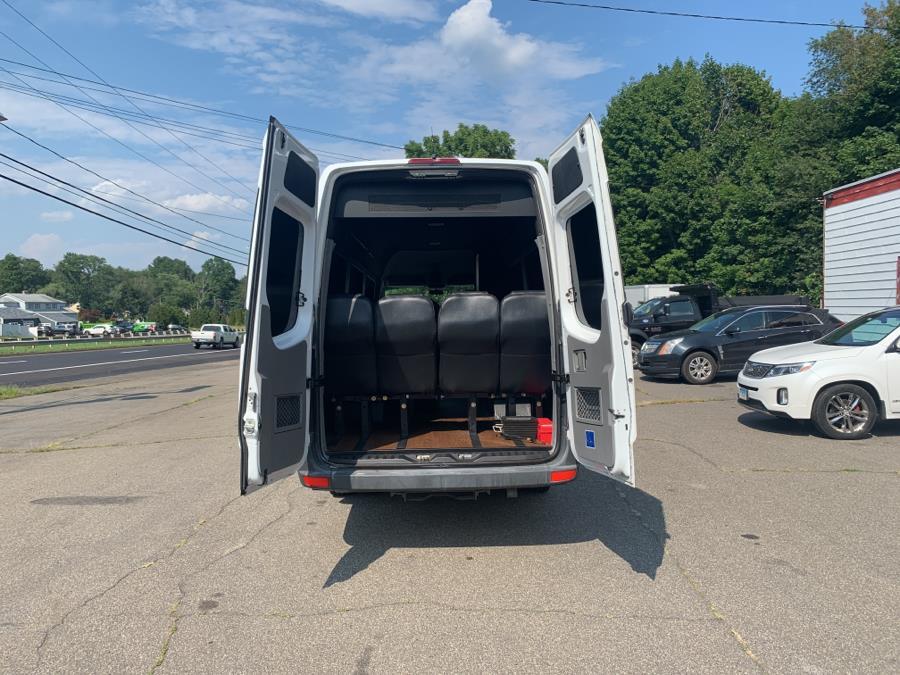 "Used Mercedes-Benz Sprinter Cargo Vans 3500 170"" 2014   American Auto Specialists Inc.. Berlin, Connecticut"