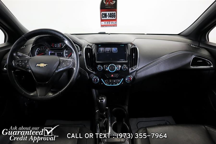 Used Chevrolet Cruze Premier 2017   City Motor Group Inc.. Haskell, New Jersey