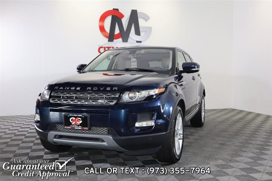 Used Land Rover Range Rover Evoque Pure 2013 | City Motor Group Inc.. Haskell, New Jersey