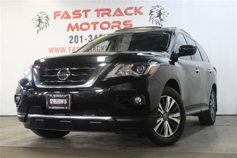 Used Nissan Pathfinder SV 2018   Fast Track Motors. Paterson, New Jersey