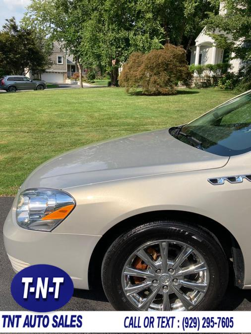 Used Buick Lucerne 4dr Sdn CXL Special Edition 2009 | TNT Auto Sales USA inc. Bronx, New York