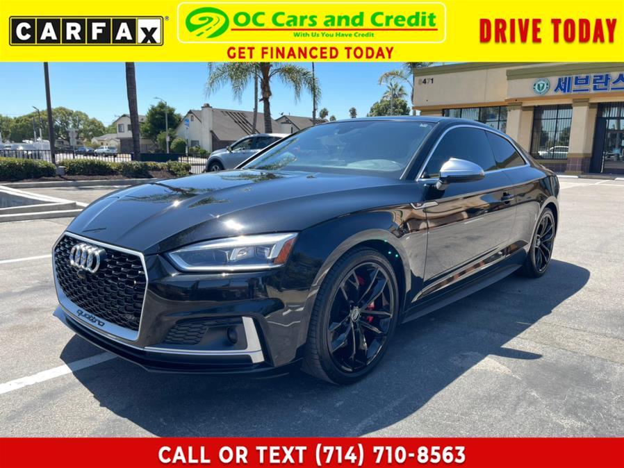 Used 2018 Audi S5 Coupe in Garden Grove, California | OC Cars and Credit. Garden Grove, California